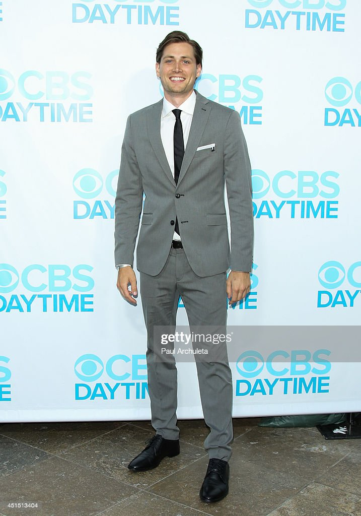 Actor Zack Conroy attends the 41st Annual Daytime Emmy Awards CBS after party at The Beverly Hilton Hotel on June 22, 2014 in Beverly Hills, California.