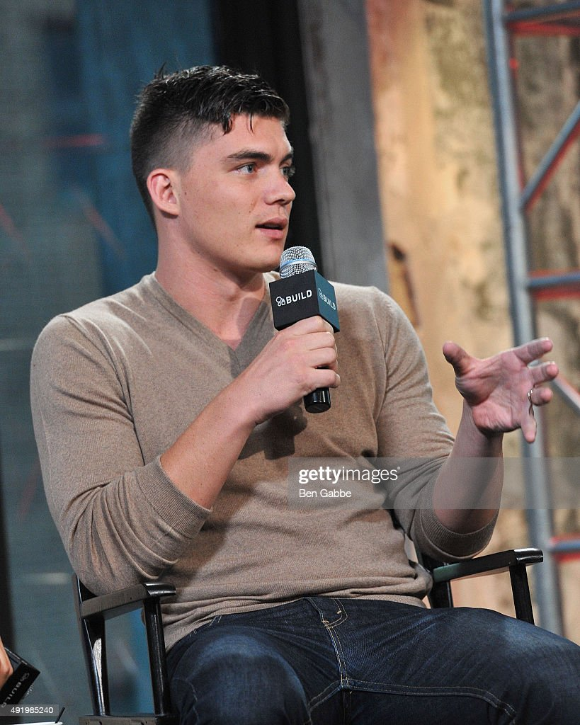 Actor Zane Holtz attends AOL Build presents 'From Dusk Til Dawn: The Series' at AOL Studios In New York on October 9, 2015 in New York City.