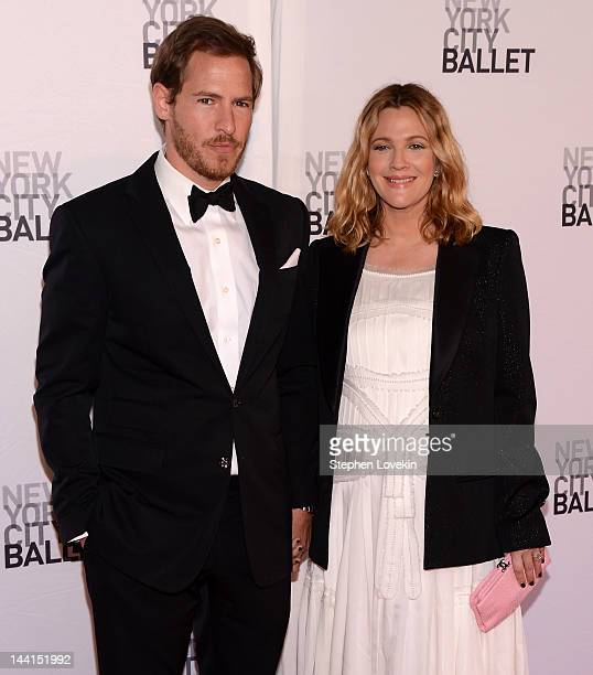 Actor/Art Consultant Will Kopelman and actress Drew Barrymore attend New York City Ballet's 2012 Spring Gala at David H Koch Theater Lincoln Center...