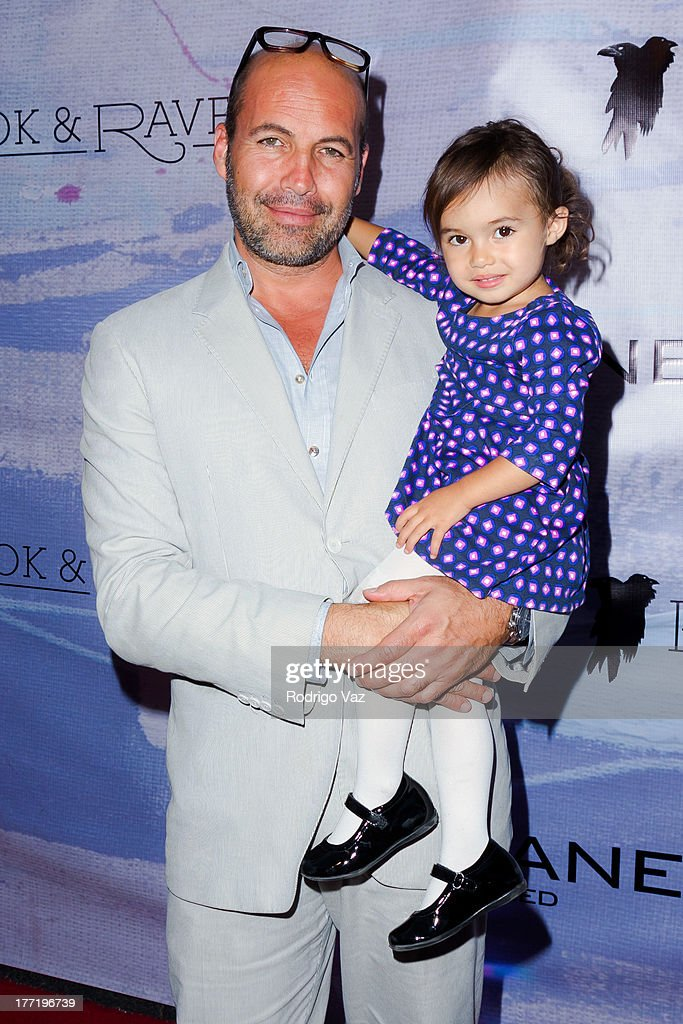Actor/artist <a gi-track='captionPersonalityLinkClicked' href=/galleries/search?phrase=Billy+Zane&family=editorial&specificpeople=211418 ng-click='$event.stopPropagation()'>Billy Zane</a> and daughter Ava Katherine Zane attend the artist's reception for <a gi-track='captionPersonalityLinkClicked' href=/galleries/search?phrase=Billy+Zane&family=editorial&specificpeople=211418 ng-click='$event.stopPropagation()'>Billy Zane</a>'s solo art exhibition 'Seize The Day Bed' on August 21, 2013 in Los Angeles, California.