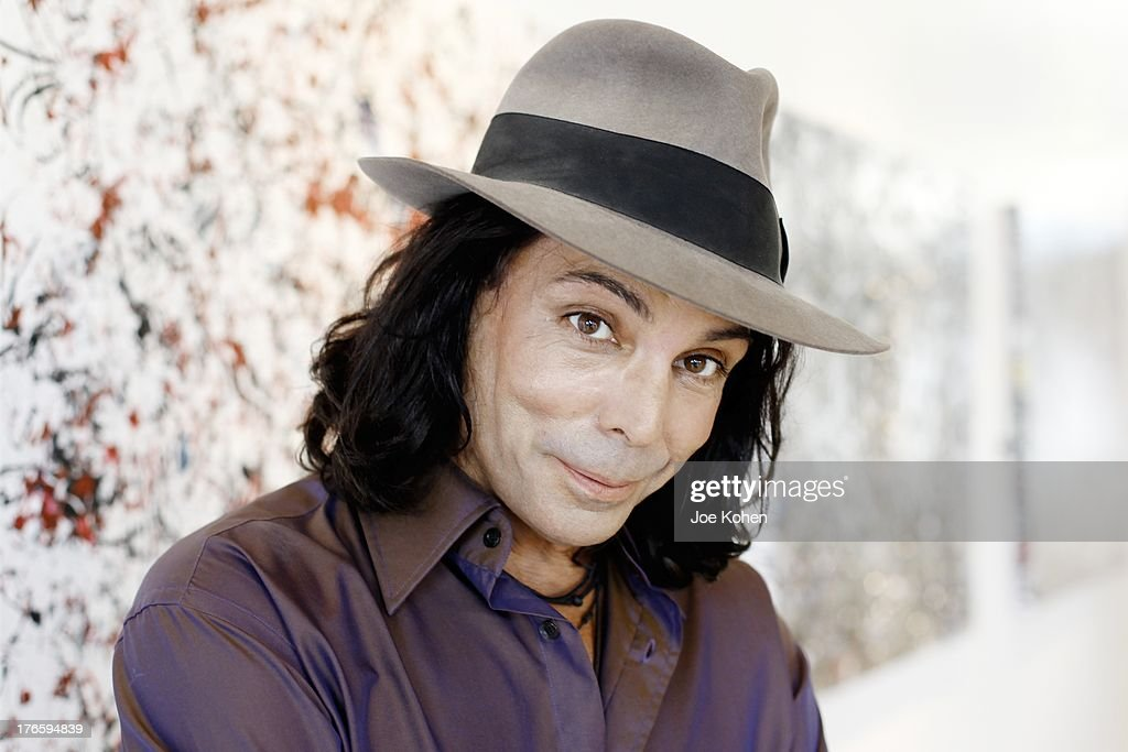 Actor/artist <a gi-track='captionPersonalityLinkClicked' href=/galleries/search?phrase=Richard+Grieco&family=editorial&specificpeople=1282478 ng-click='$event.stopPropagation()'>Richard Grieco</a> Hosts Opening Night Gala For His One-Man Art Exhibit 'Sanctum Of A Dreamer!' at Gallerie Sparta on August 15, 2013 in West Hollywood, California.