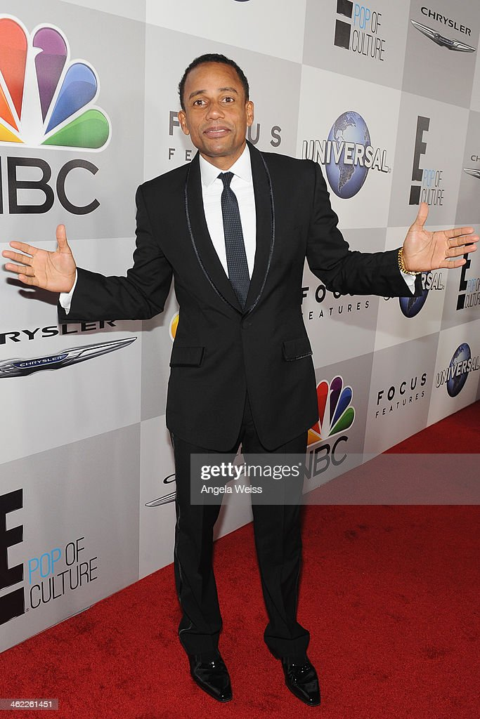 Actor/author Hill Harper attends the Universal NBC Focus Features E sponsored by Chrysler viewing and after party with Gold Meets Golden held at The...