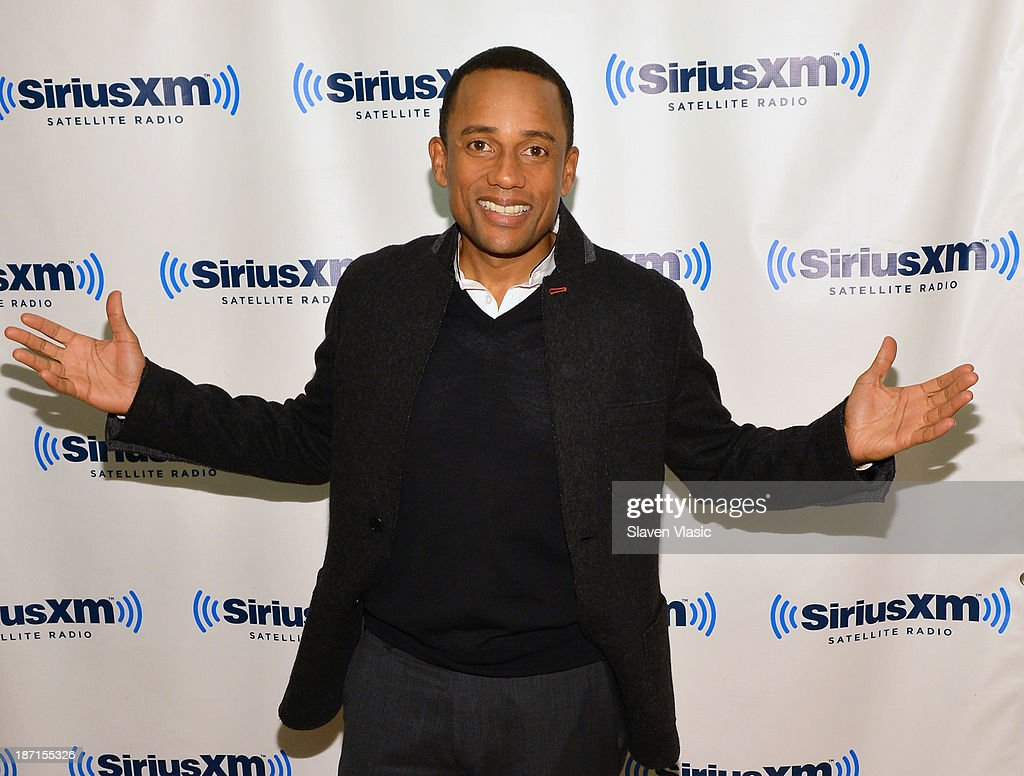 Actor/author <a gi-track='captionPersonalityLinkClicked' href=/galleries/search?phrase=Hill+Harper&family=editorial&specificpeople=212847 ng-click='$event.stopPropagation()'>Hill Harper</a> visits SiriusXM Studios on November 6, 2013 in New York City.