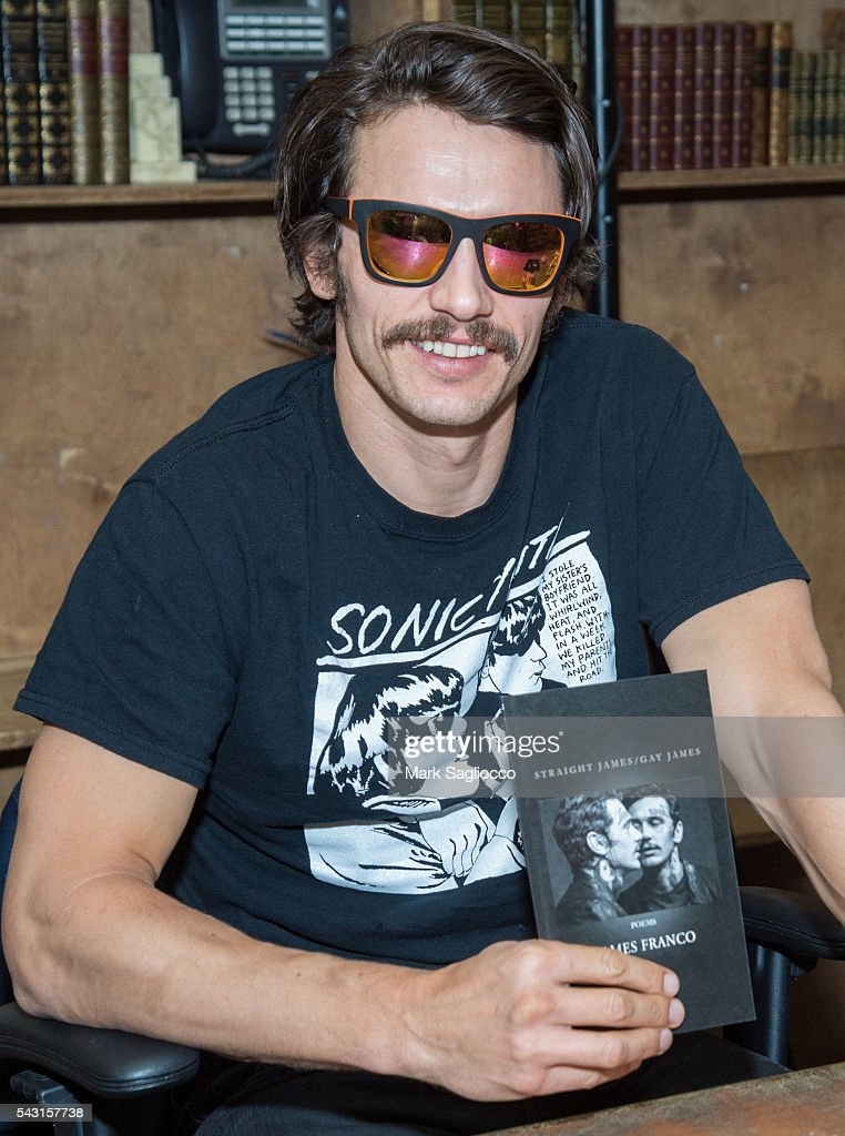 Is james franco gay or straight