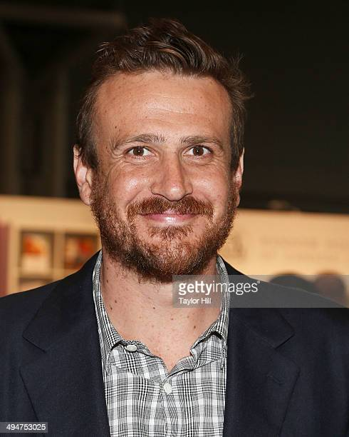 Actor/author Jason Segel attends day 2 of the 2014 Bookexpo America at The Jacob K Javits Convention Center on May 30 2014 in New York City