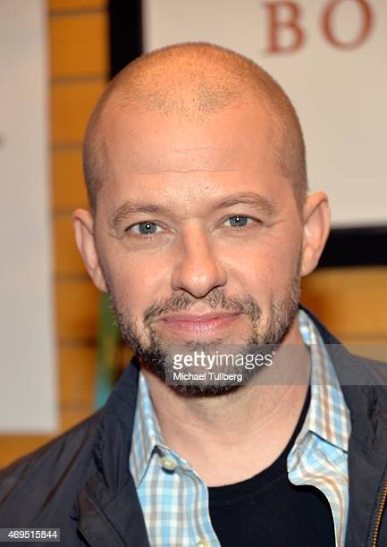 Actor/author Jon Cryer attends a signing of his new book 'So That Happened' at Barnes Noble 3rd Street Promenade on April 12 2015 in Santa Monica...