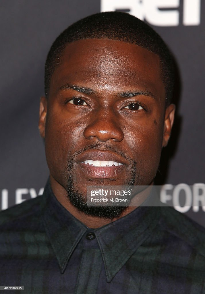 Actor/co creator/executive producer Kevin Hart speaks during The Paley Center for Media Presents 'An Evening with Real Husbands of Hollywood' at The...