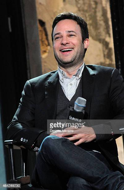 Actor/cocreator and producer of 'Empire'Danny Strong visits AOL Build Speaker Series Danny Strong at AOL Studios In New York on February 23 2015 in...