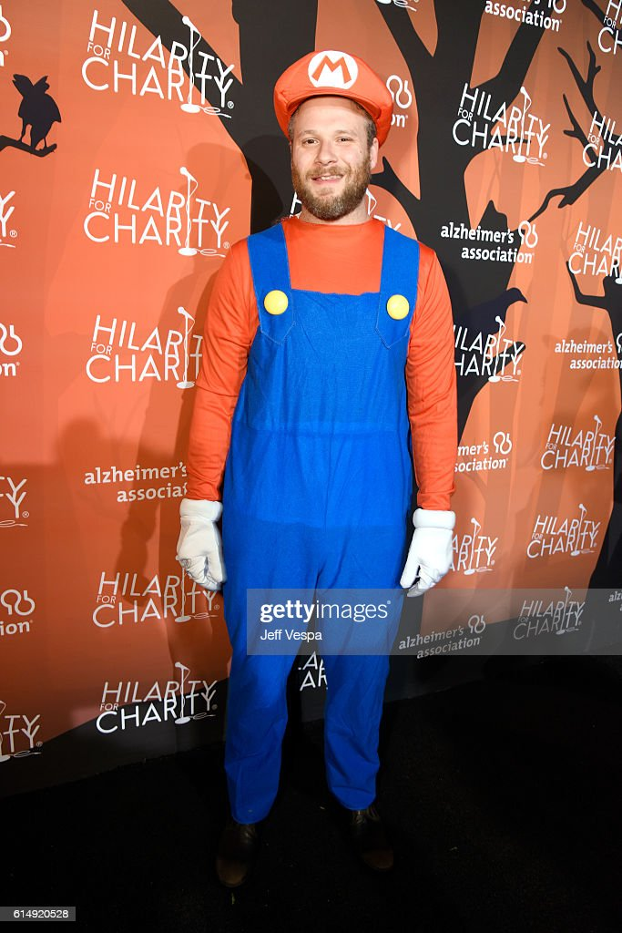 Actor/co-founder of Hilarity for Charity Seth Rogen attends Hilarity for Charity's 5th Annual Los Angeles Variety Show: Seth Rogen's Halloween at Hollywood Palladium on October 15, 2016 in Los Angeles, California.