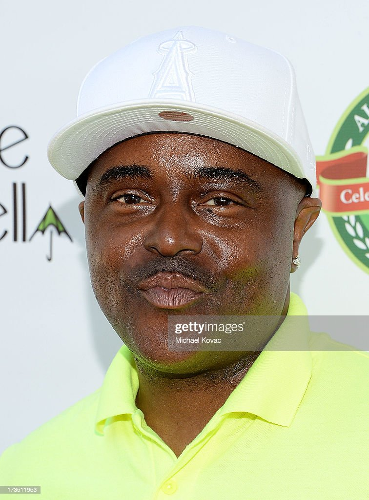 Actor/Comedian Alex Thomas hosts The 4th annual Alex Thomas Celebrity Golf Classic presented by Belvedere at Mountain Gate Country Club on July 15, 2013 in Los Angeles, California.