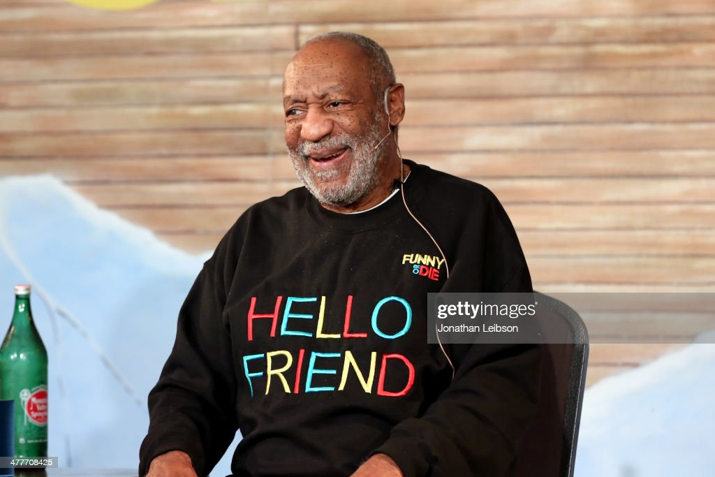 Actor/comedian <a gi-track='captionPersonalityLinkClicked' href=/galleries/search?phrase=Bill+Cosby&family=editorial&specificpeople=206281 ng-click='$event.stopPropagation()'>Bill Cosby</a> performs onstage at Funny Or Die Clubhouse + Facebook Pop-Up HQ @ SXSW - Day 2 on March 10, 2014 in Austin, Texas.