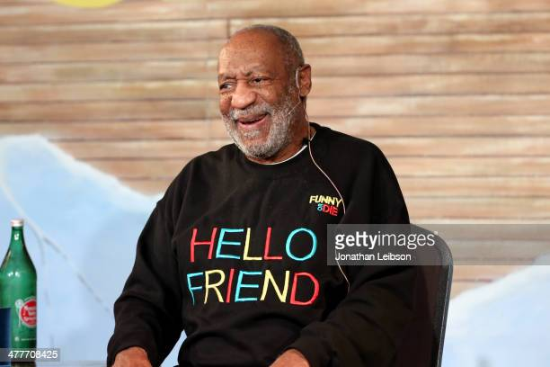 Actor/comedian Bill Cosby performs onstage at Funny Or Die Clubhouse Facebook PopUp HQ @ SXSW Day 2 on March 10 2014 in Austin Texas