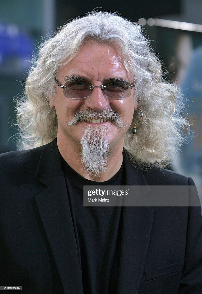 Actor/Comedian <a gi-track='captionPersonalityLinkClicked' href=/galleries/search?phrase=Billy+Connolly&family=editorial&specificpeople=208248 ng-click='$event.stopPropagation()'>Billy Connolly</a> attends the premiere of 'Lemony Snicket's A Series Of Unfortunate Events' at the Cinerama Dome on December 12, 2004 in Hollywood, California.