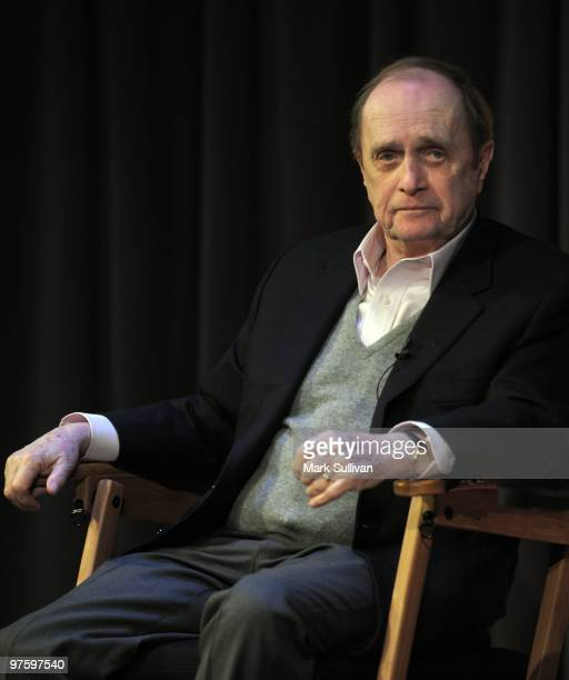 Actor/comedian Bob Newhart at The GRAMMY Museum on March 9 2010 in Los Angeles California