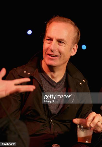 Actor/comedian Bob Odenkirk performs onstage at Comedy Bang Bang during 2017 SXSW Conference and Festivals at Esther's Follies on March 11 2017 in...