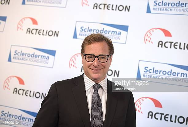Actor/Comedian Bob Saget attends the 'Cool Comedy Hot Cuisine' benefit at the Beverly Wilshire Four Seasons Hotel on June 5 2015 in Beverly Hills...