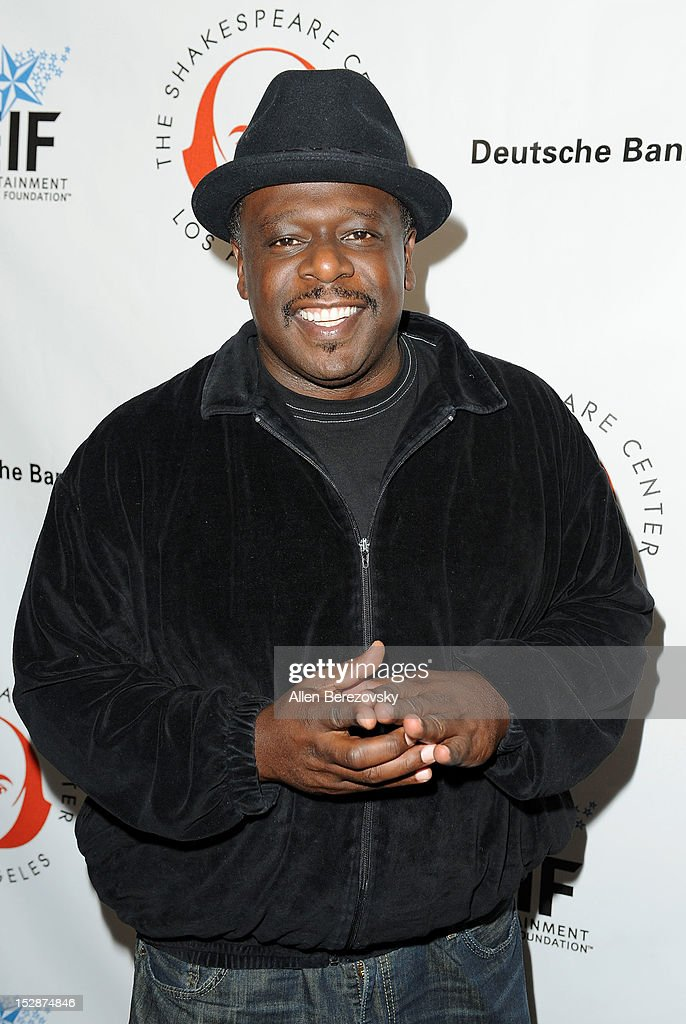 Actor/comedian <a gi-track='captionPersonalityLinkClicked' href=/galleries/search?phrase=Cedric+the+Entertainer&family=editorial&specificpeople=210583 ng-click='$event.stopPropagation()'>Cedric the Entertainer</a> attends the Shakespeare Center of Los Angeles' 22nd annual 'Simply Shakespeare' reading of 'A Midsummer Night's Dream' at Freud Playhouse, UCLA on September 27, 2012 in Westwood, California.