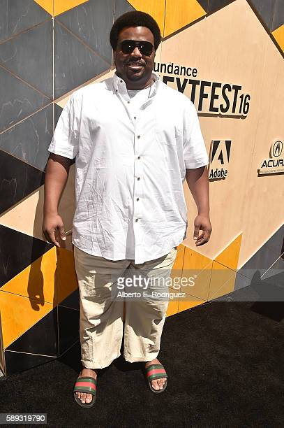 Actor/comedian Craig Robinson attends the 'Morris From America' premiere and Youth Talent Show during Sundance NEXT FEST at The Theatre at The Ace...