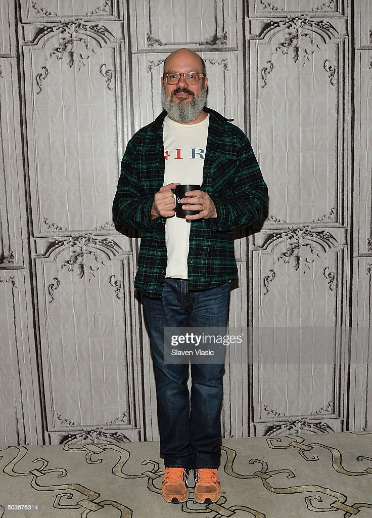 Actor/comedian David Cross visits AOL BUILD Series to talk about his show 'Todd Maragret' at AOL Studios In New York on January 6, 2016 in New York City.