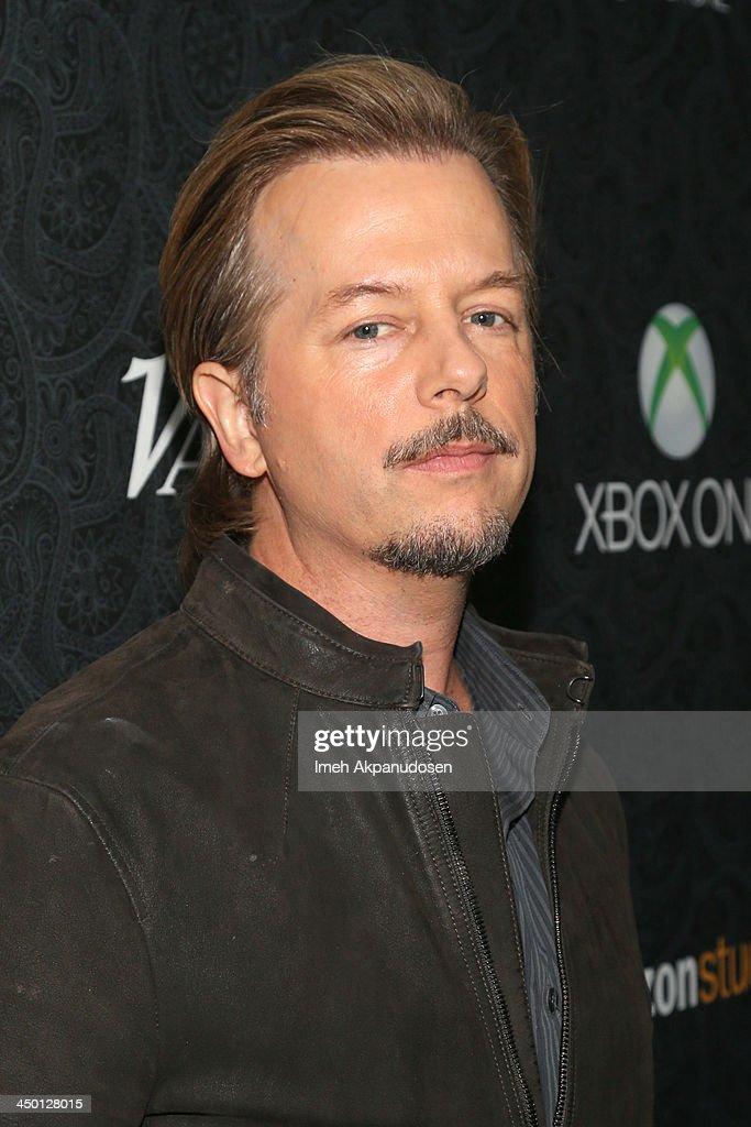 Actor/comedian <a gi-track='captionPersonalityLinkClicked' href=/galleries/search?phrase=David+Spade&family=editorial&specificpeople=209074 ng-click='$event.stopPropagation()'>David Spade</a> attends Variety's 4th Annual Power of Comedy presented by Xbox One benefiting the Noreen Fraser Foundation at Avalon on November 16, 2013 in Hollywood, California.