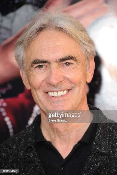 Actor/comedian David Steinberg attends 'The Incredible Burt Wonderstone' Los Angeles Premiere at TCL Chinese Theatre on March 11 2013 in Hollywood...