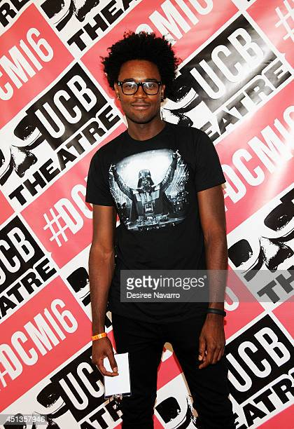 Actor/comedian Echo Kellum attends The 16th Annual Del Close Improv Comedy Marathon at Sun West Studios on June 27 2014 in New York City