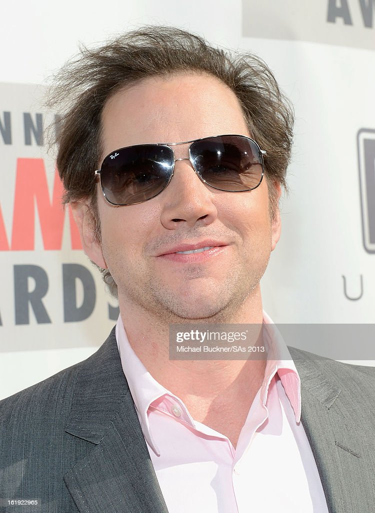 Actor/comedian Jamie Kennedy attends the 3rd Annual Streamy Awards at Hollywood Palladium on February 17, 2013 in Hollywood, California.