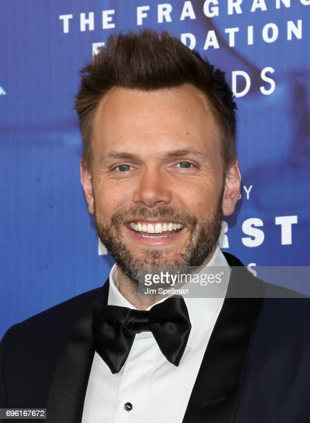 Actor/comedian Joel McHale attends the 2017 Fragrance Foundation Awards at Alice Tully Hall Lincoln Center on June 14 2017 in New York City