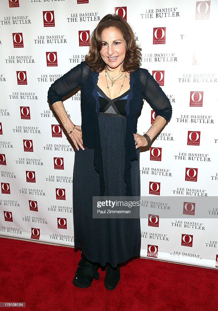 Actor/comedian Kathy Najimy attends the Lee Daniels' 'The Butler' Special Screening at Hearst Tower on July 31, 2013 in New York City.