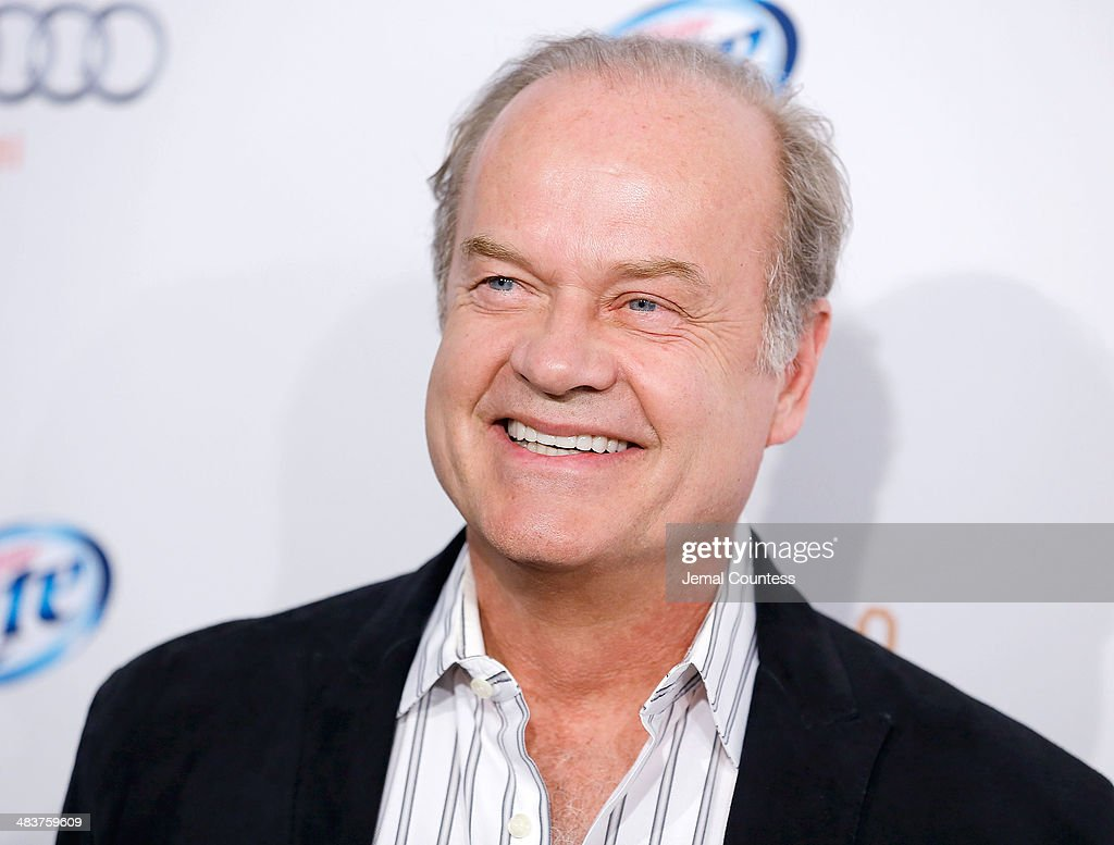Actor/comedian <a gi-track='captionPersonalityLinkClicked' href=/galleries/search?phrase=Kelsey+Grammer&family=editorial&specificpeople=210500 ng-click='$event.stopPropagation()'>Kelsey Grammer</a> attends the FX Networks Upfront screening of 'Fargo' at SVA Theater on April 9, 2014 in New York City.