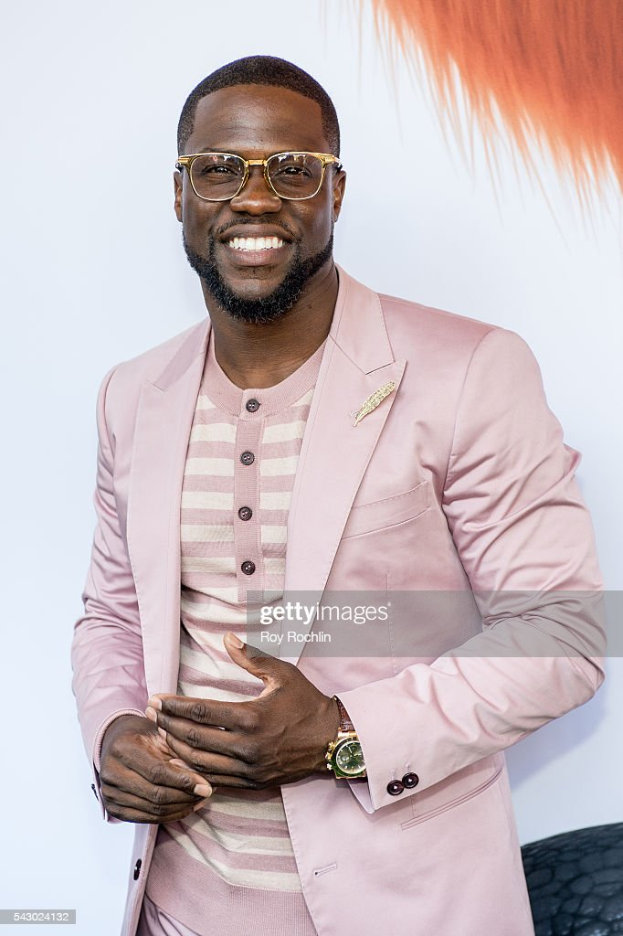 Actor/comedian Kevin Hart attends 'Secret Life Of Pets' New York Premiere on June 25, 2016 in New York City.
