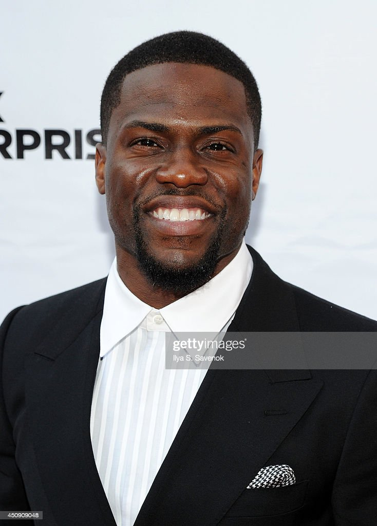 Actor/comedian Kevin Hart attends the 'Think Like A Man Too' premiere during the 2014 American Black Film Festival at SVA Theater on June 19 2014 in...