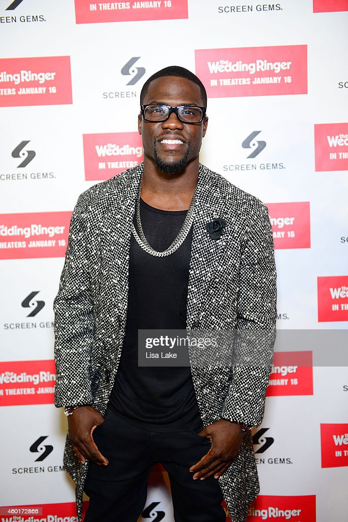 Actor/Comedian Kevin Hart walks the red carpet at United Artists Riverview Cinema in Philadelphia Pennsylvania to celebrate his upcoming new film...