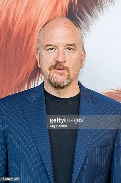 Actor/comedian Louis CK attends 'Secret Life Of Pets' New York Premiere on June 25 2016 in New York City