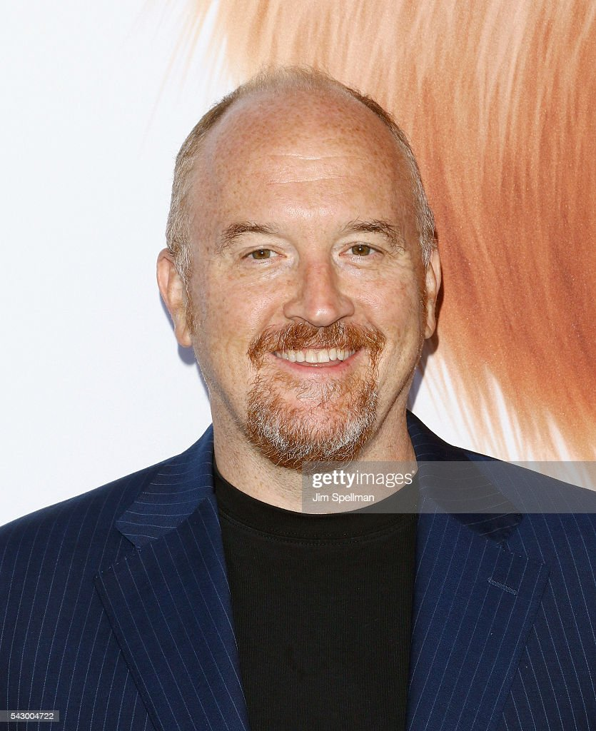 Actor/comedian Louis C.K. attends the 'Secret Life Of Pets' New York premiere on June 25, 2016 in New York City.