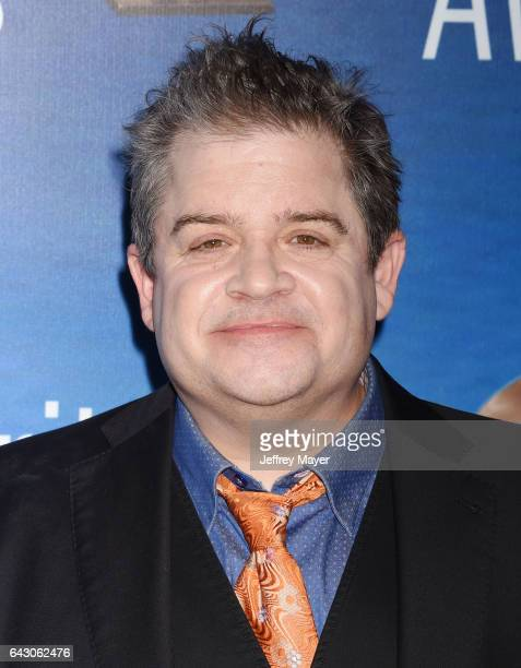Actor/comedian Patton Oswalt attends the 2017 Writers Guild Awards LA Ceremony at The Beverly Hilton Hotel on February 19 2017 in Beverly Hills...