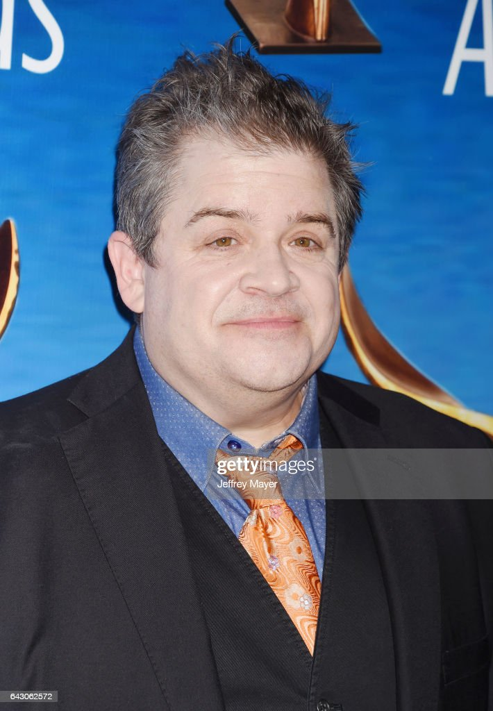Actor/comedian Patton Oswalt attends the 2017 Writers Guild Awards L.A. Ceremony at The Beverly Hilton Hotel on February 19, 2017 in Beverly Hills, California.