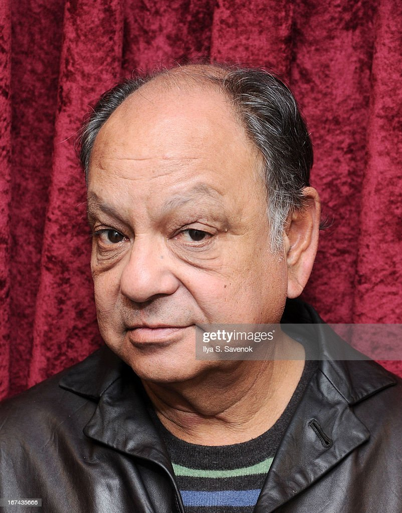 Actor/comedian Richard 'Cheech' Marin visits the SiriusXM Studios on April 25, 2013 in New York City.