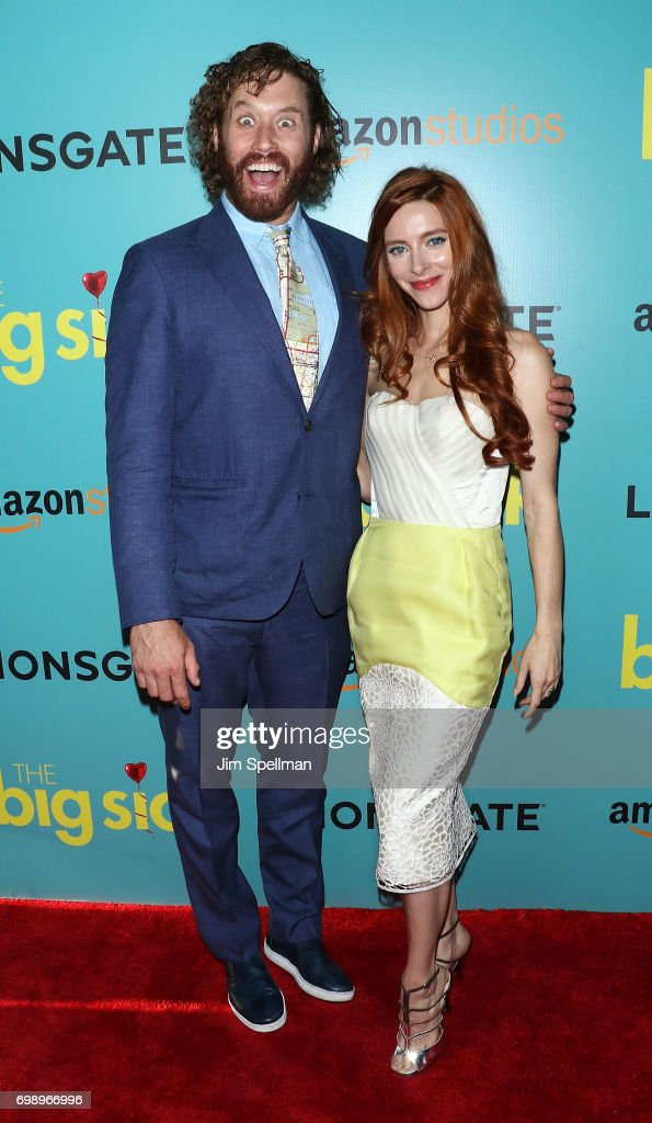 """The Big Sick"" New York Premiere"