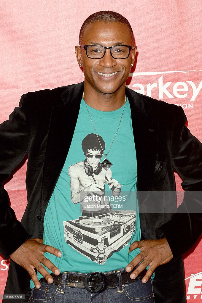 Actor-comedian <a gi-track='captionPersonalityLinkClicked' href=/galleries/search?phrase=Tommy+Davidson&family=editorial&specificpeople=619191 ng-click='$event.stopPropagation()'>Tommy Davidson</a> attends The 2014 MusiCares Person Of The Year Gala Honoring Carole King at Los Angeles Convention Center on January 24, 2014 in Los Angeles, California.