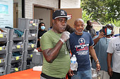 Food Bank For New York City Teams Up With Tracy Morgan...