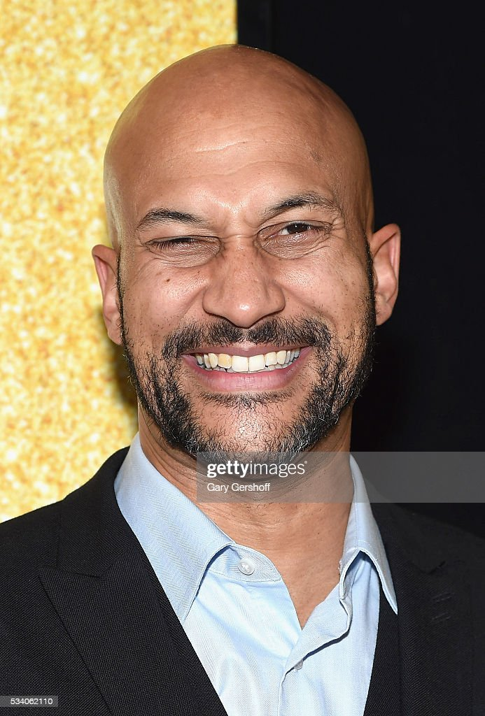 Actor/comedian/writer <a gi-track='captionPersonalityLinkClicked' href=/galleries/search?phrase=Keegan-Michael+Key&family=editorial&specificpeople=630311 ng-click='$event.stopPropagation()'>Keegan-Michael Key</a> attends the 'Popstar: Never Stop Never Stopping' New York premiere at AMC Loews Lincoln Square 13 theater on May 24, 2016 in New York City.