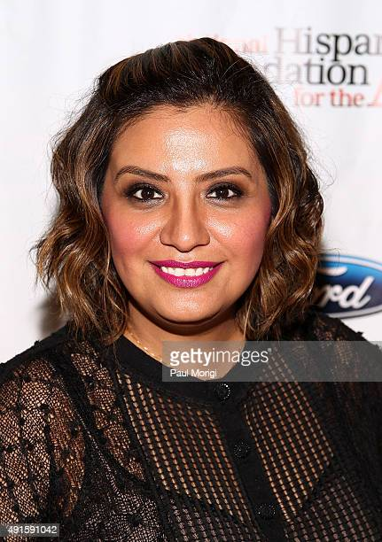 Actor/comedienne Cristela Alonzo attends the National Hispanic Foundation for The Arts 19th Annual Noche De Gala at The Mayflower Renaissance...