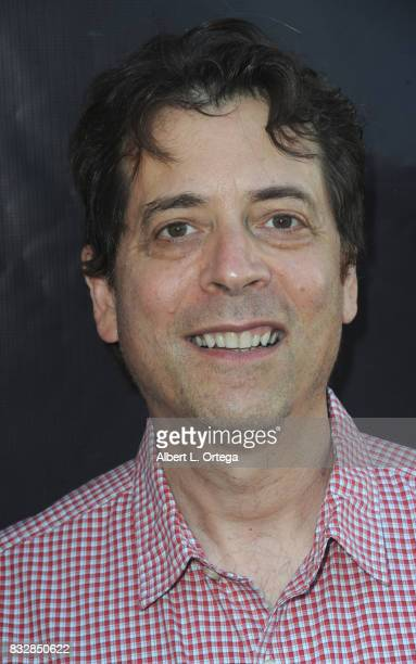 "Actor/comic Fred Stoller arrives for the Premiere Of Parade Deck's ""Lycan"" held at Laemmle's Ahrya Fine Arts Theatre on August 15 2017 in Beverly..."