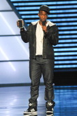 Actor/Commedian Jay Pharoah speaks onstage at the 2013 ESPY Awards at Nokia Theatre LA Live on July 17 2013 in Los Angeles California