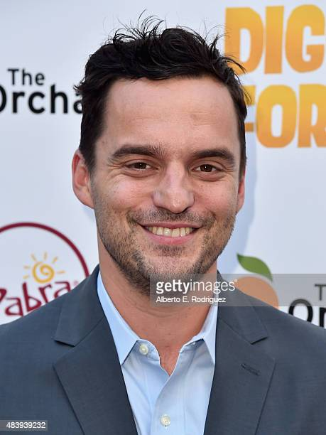Actor/cowriter Jake Johnson attends the premiere of 'Digging for Fire' at The ArcLight Cinemas on August 13 2015 in Hollywood California