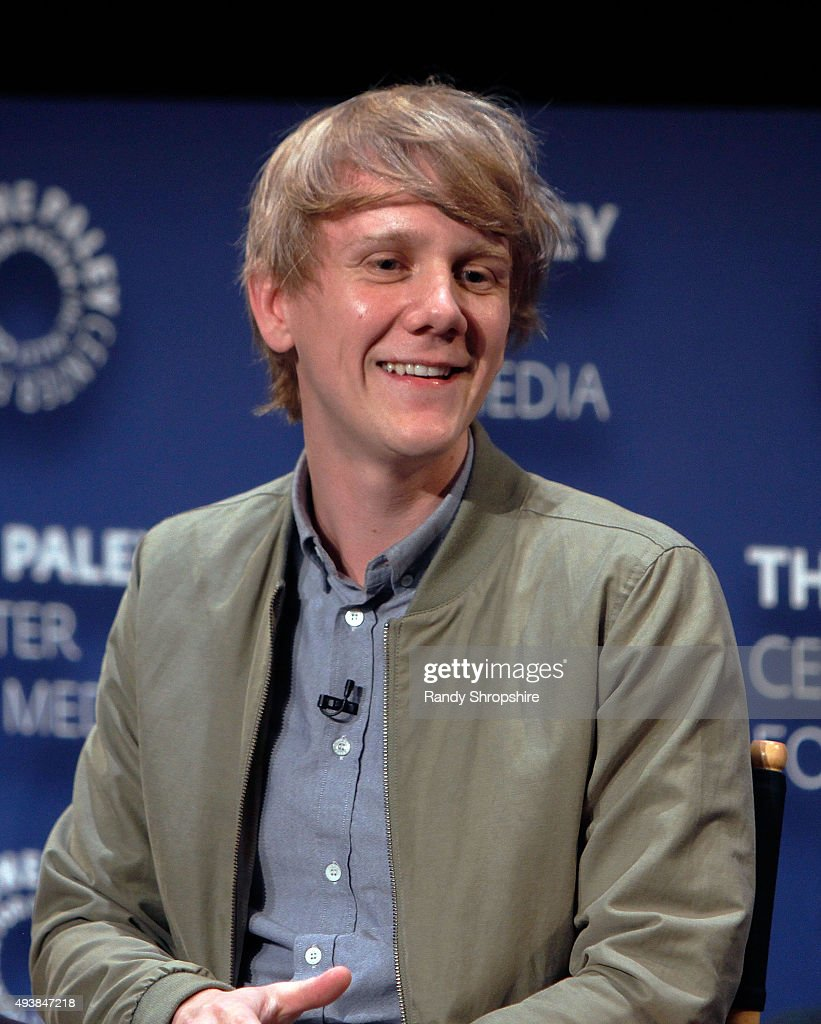 Actor/creator Josh Thomas attends the discussion panel for 'Please Like Me' at The Paley Center for Media on October 22, 2015 in Beverly Hills, California.