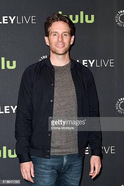 Actor/Creator/Executive Producer Glenn Howerton attends An Evening With 'It's Always Sunny In Philadelphia' at The Paley Center for Media on April 1...