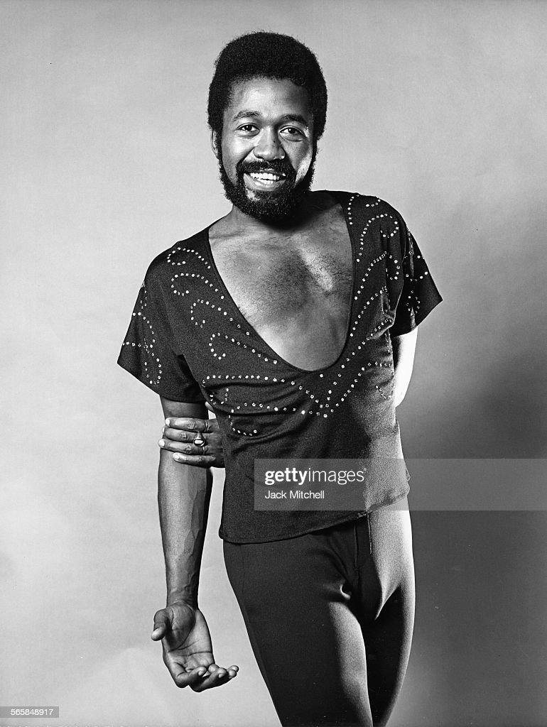 Actor/Dancer Ben Vereen 1972 Photo by Jack Mitchell/Getty Images