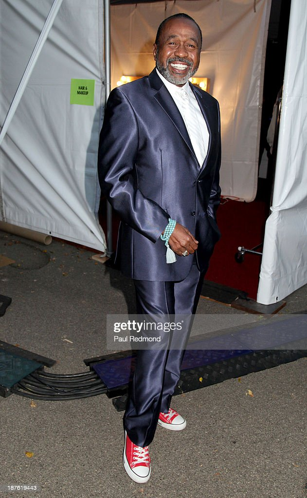Actor/dancer/singer Ben Vereen attends the Homeward Bound Telethon at American Legion Hall on November 10, 2013 in Los Angeles, California.
